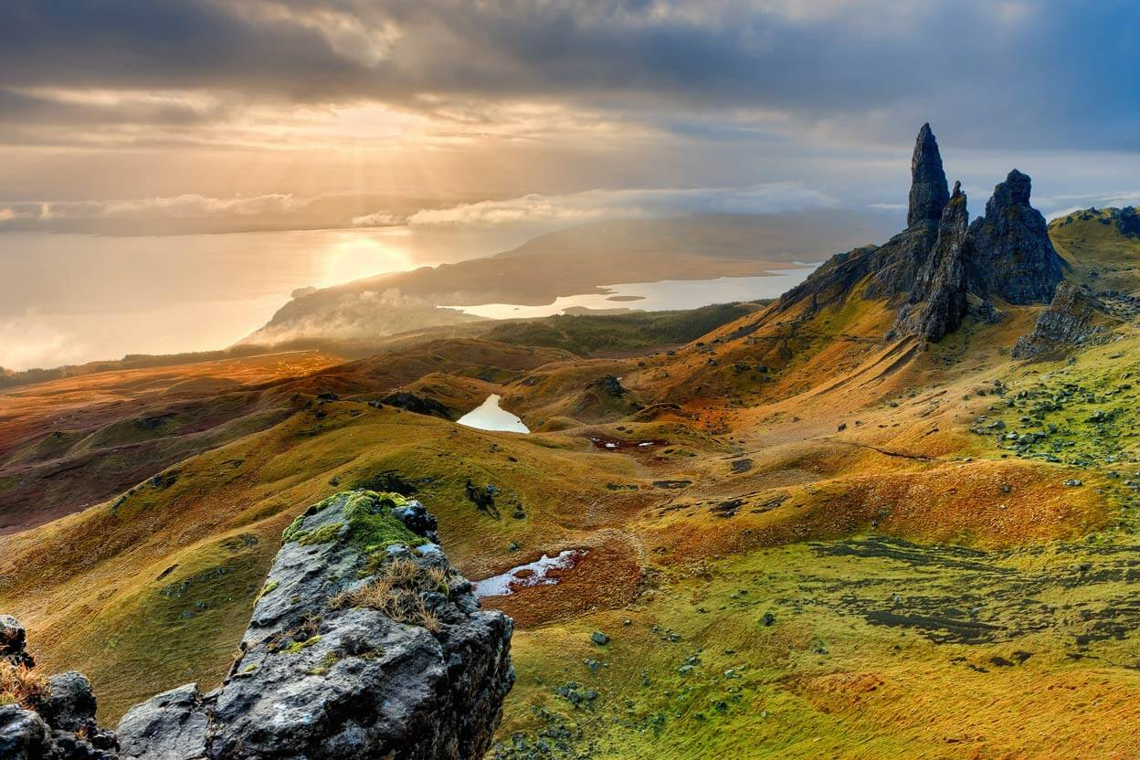 <span>Self Catering Holidays in Scotland</span> - Save up to 60%