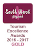 SW England Tourism Excell 2016/17