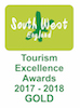 SW England Tourism Excell Gold 2017/18